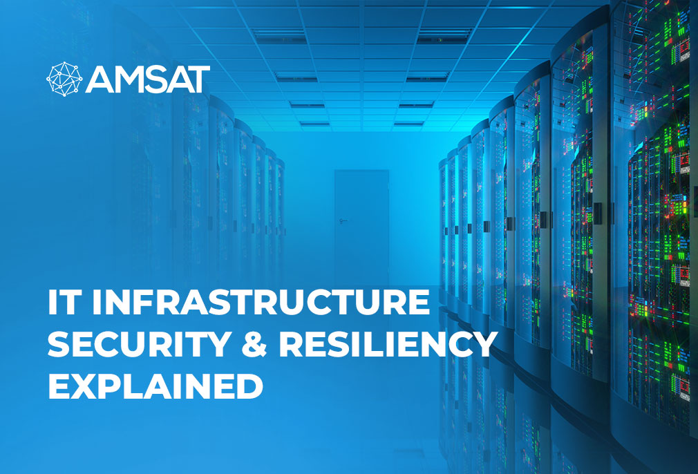 IT Infrastructure Security & Resiliency Explained
