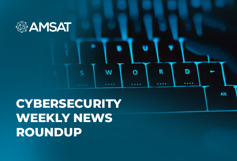 Cybersecurity Weekly News Roundup for First Week of Jan 2021