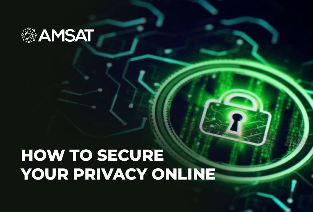 How to secure your privacy online