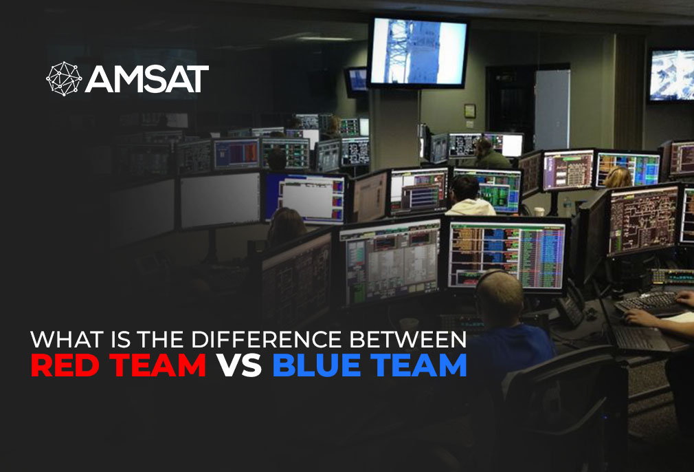 What is the Difference between Red Team VS Blue Team